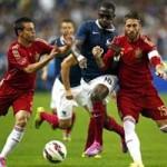 Bóng đá - Pháp – Tây Ban Nha: Pha phối hợp hoàn hảo