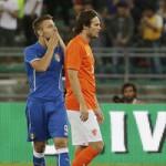 Bóng đá - Italia - Hà Lan: Khởi đầu như mơ