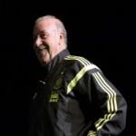 Bóng đá - Del Bosque không buồn khi Tây Ban Nha lại thua