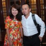 Ngôi sao điện ảnh - NS Quốc Trung đưa con gái đi nghe nhạc
