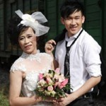 Ngôi sao điện ảnh - Chùm ảnh cưới độc lạ của sao Việt