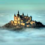 Du lịch - Thăm lâu đài tráng lệ giữa biển mây ở Đức