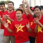 """Bóng đá - Người hâm mộ """"tiếp lửa"""" cho U19 Việt Nam"""