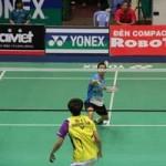 Thể thao - Tiến Minh tiến vào bán kết sau 35 phút thi đấu