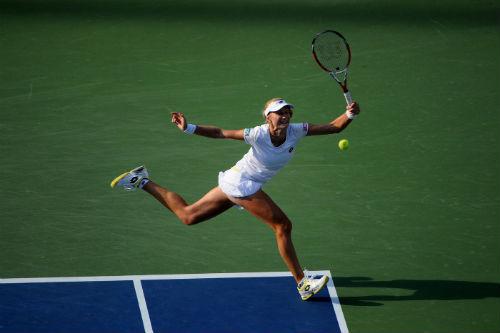 Serena - Makarova: Giải quyết nhanh gọn (BK US Open) - 1