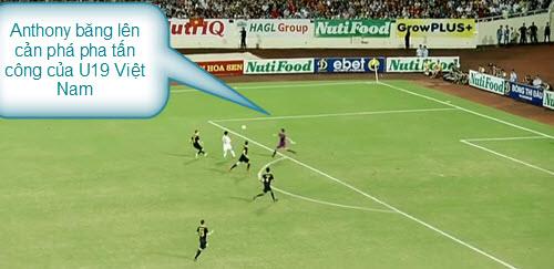 """Fan lại """"giật mình"""" khi BLV Tạ Biên Cương nói về U19 - 1"""