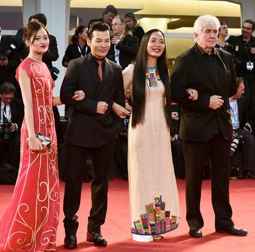 """Phim của Trần Bảo Sơn giành giải """"Phim hay nhất"""" ở Venice - 2"""