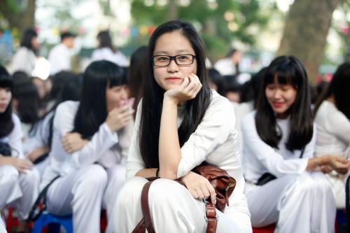 3 nữ sinh học giỏi, xinh đẹp như hot girl - 7