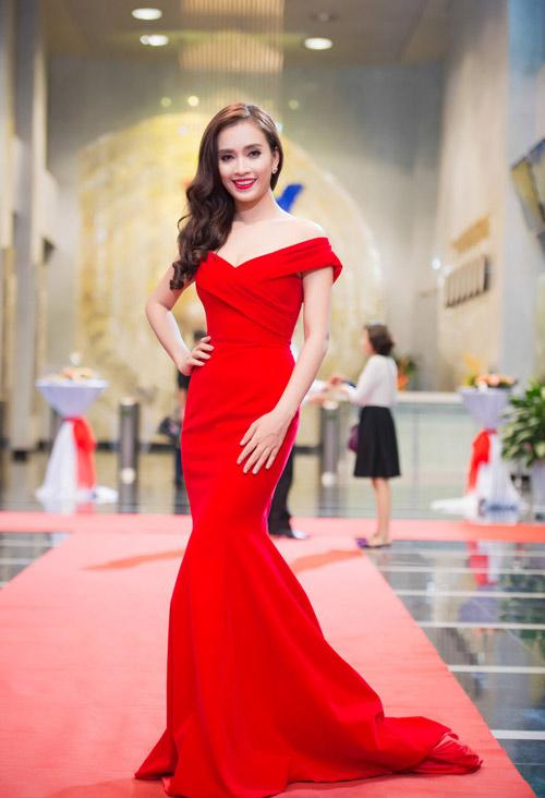 Trương Ngọc Ánh đọ sắc cùng dàn BTV xinh đẹp của VTV - 14