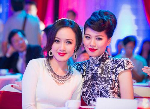 Trương Ngọc Ánh đọ sắc cùng dàn BTV xinh đẹp của VTV - 4
