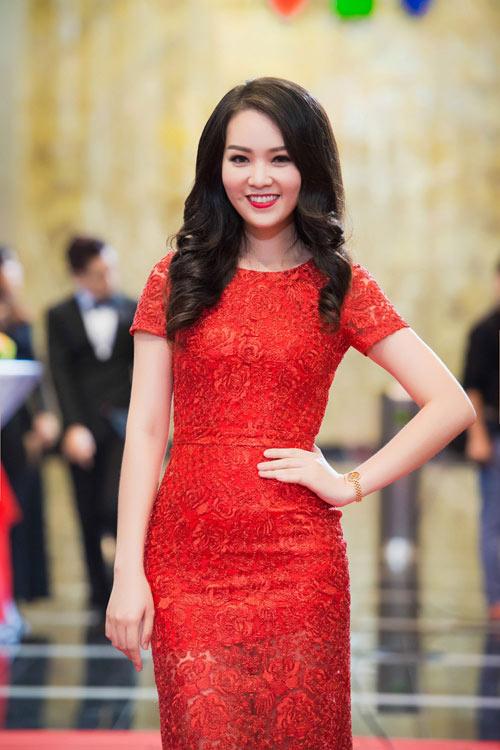 Trương Ngọc Ánh đọ sắc cùng dàn BTV xinh đẹp của VTV - 12