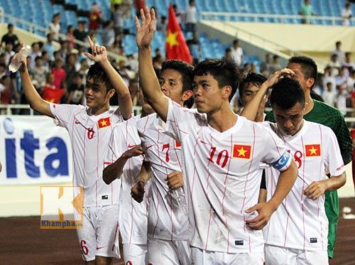 U19 Việt Nam: Vui xong rồi, mới khởi đầu thôi! - 1