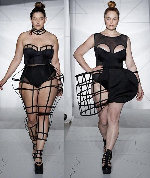 Rihanna mặc váy trong suốt, khoe quần chip - 11