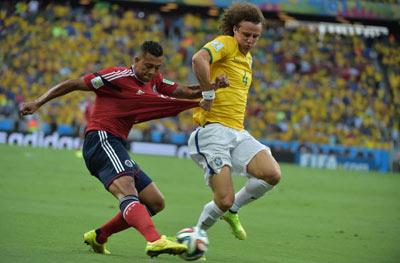 TRỰC TIẾP Brazil - Colombia: Bàn thắng muộn (KT) - 5