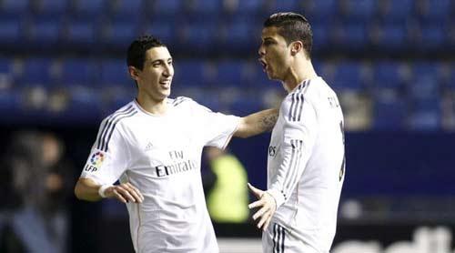 MU: Sau Di Maria, Falcao sẽ là Ronaldo - 1