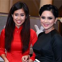 Phái nữ nhà chồng Hà Tăng ngày càng hot
