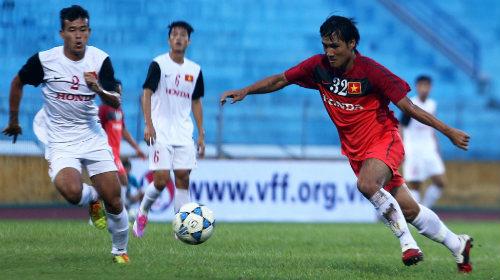 17g00 ngày 6/9: Tuyển VN đá giao hữu với tuyển Hong Kong - 1