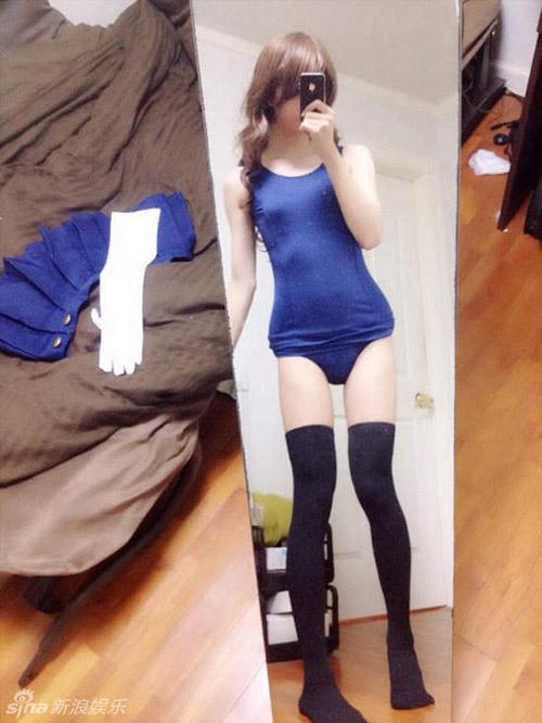 Chàng trai bị chê bệnh hoạn vì thích mặc nội y nữ - 2