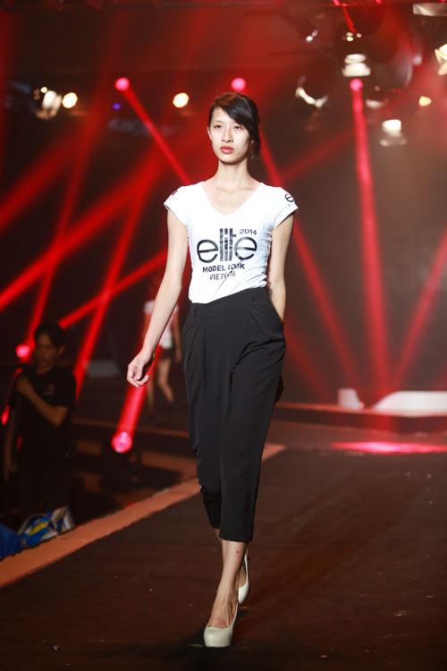 Hậu trường Elite Model Look trước đêm chung kết - 3