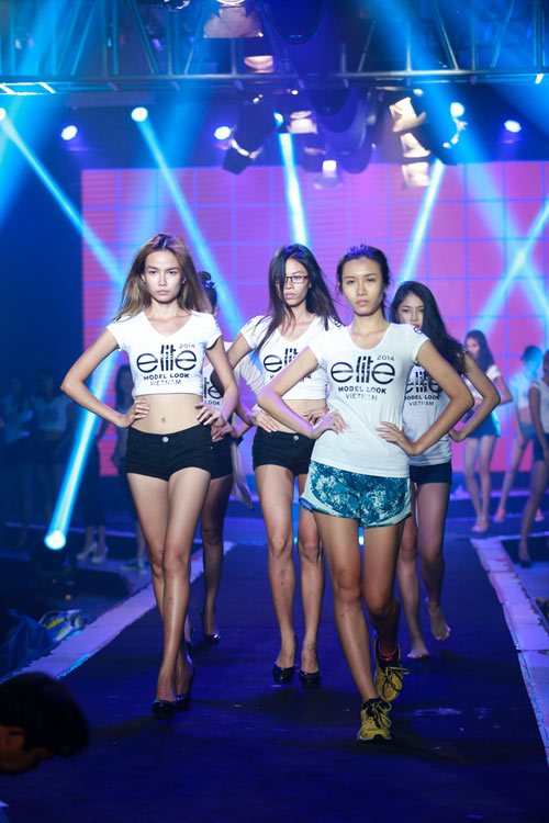 Hậu trường Elite Model Look trước đêm chung kết - 7