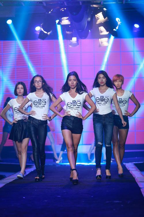 Hậu trường Elite Model Look trước đêm chung kết - 8