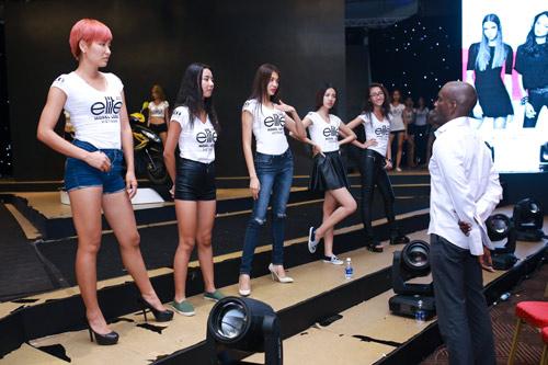 Hậu trường Elite Model Look trước đêm chung kết - 10