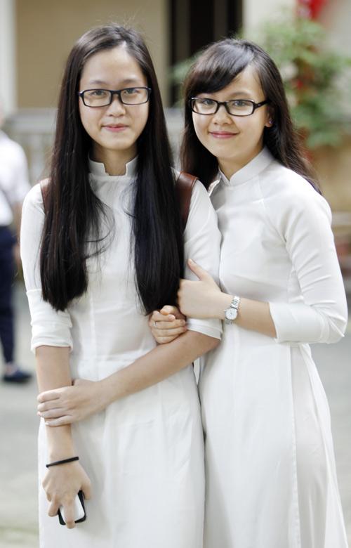 3 nữ sinh học giỏi, xinh đẹp như hot girl - 10