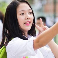 3 nữ sinh học giỏi, xinh đẹp như hot girl - 14