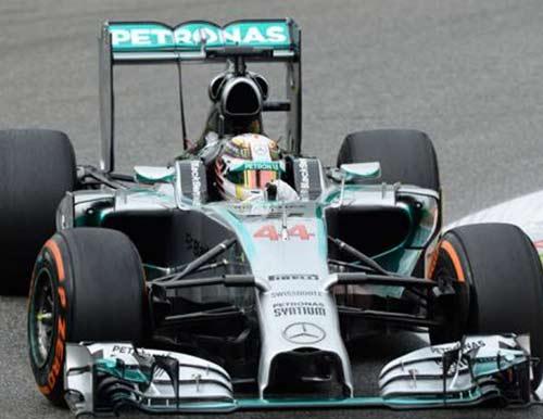 Chạy thử Italian GP – Cạnh tranh sòng phẳng - 1