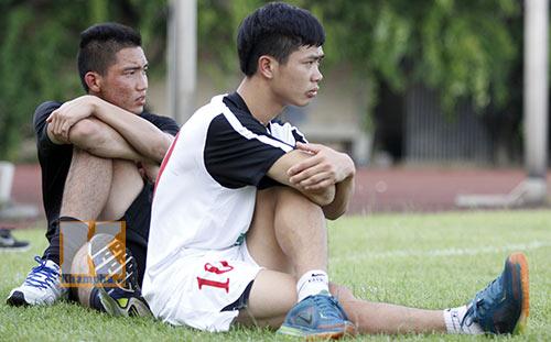 U19 Việt Nam tập dứt điểm để đối đầu U19 Nhật - 6