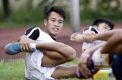 U19 Việt Nam tập dứt điểm để đối đầu U19 Nhật - 7