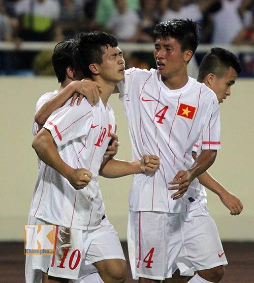 Cầu thủ U19 Việt Nam có cơ hội vào ĐTQG - 1
