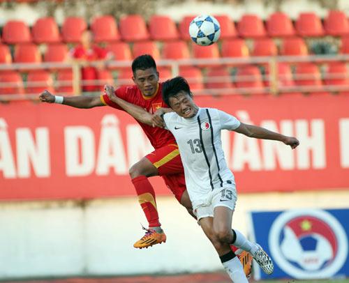 Cầu thủ U19 Việt Nam có cơ hội vào ĐTQG - 2