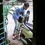 """An ninh Xã hội - Tên trộm """"độc nhất"""" tại Sài Gòn: Đi ăn trộm thang"""