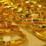 Tài chính - Bất động sản - Vàng vẫn ở mức thấp nhất gần 3 tháng