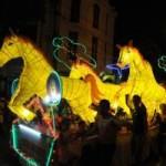 Tin tức trong ngày - Ảnh: Đèn lồng siêu khủng ở lễ hội Trung thu lớn nhất VN