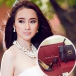 Thời trang - Angela Phương Trinh lại khoe hàng hiệu kèm hóa đơn