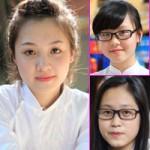 Bạn trẻ - Cuộc sống - 3 nữ sinh học giỏi, xinh đẹp như hot girl
