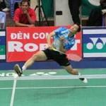 Thể thao - Giải cầu lông VN Open: Tiến Minh thua ngược