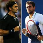 """Thể thao - TRỰC TIẾP Federer - Cilic: Chặn đứng """"Tàu tốc hành"""" (KT)"""