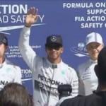 Thể thao - Tin HOT 6/9: Hamilton giành pole chặng đua Italia