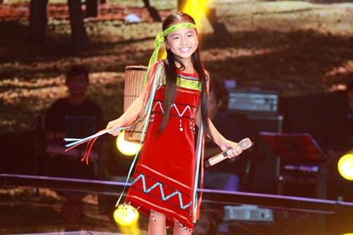 Cô bé khiếm thị khóc nức nở vì bị loại khỏi The Voice Kids - 8