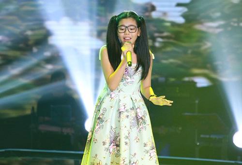 Cô bé khiếm thị khóc nức nở vì bị loại khỏi The Voice Kids - 13