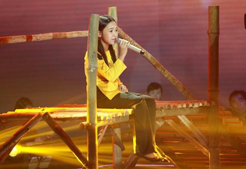 Cô bé khiếm thị khóc nức nở vì bị loại khỏi The Voice Kids - 11