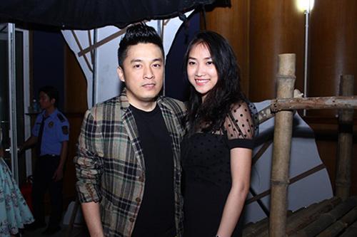 Lam Trường và vợ sắp cưới lại gây chú ý ở hậu trường - 3