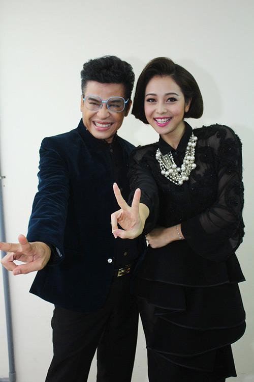Lam Trường và vợ sắp cưới lại gây chú ý ở hậu trường - 4