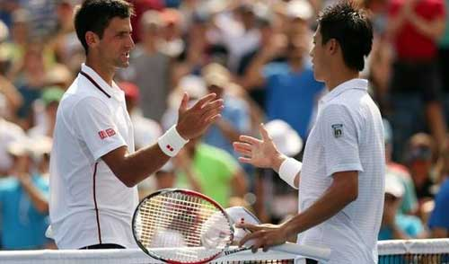 Djokovic - Nishikori: Điều kì diệu (BK US Open) - 1
