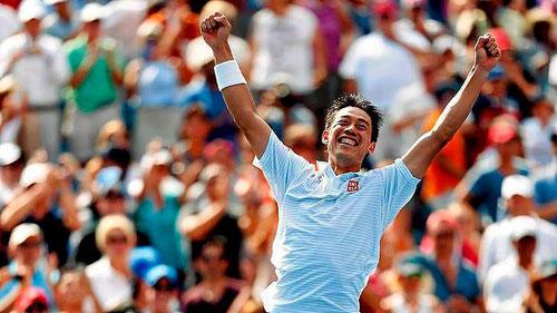 Bại trận, Djokovic hết lời khen ngợi Kei Nishikori - 1