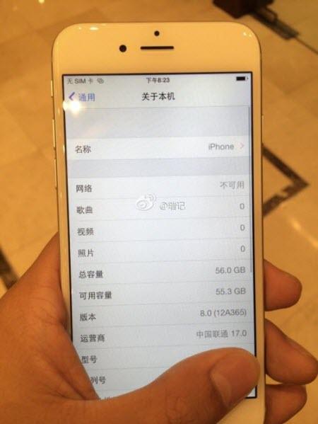 Ảnh và video dùng thử iPhone 6 lộ diện trước giờ G - 7