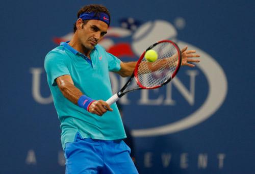 Vỡ mộng US Open, Federer vẫn mơ Grand Slam - 1